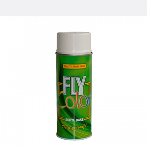 Spray decorativo Fly Color - Barniz Brillo