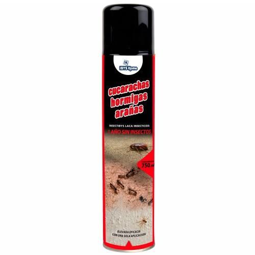 Insecticida Cucarachas, Hormigas y Arañas IBYS Home