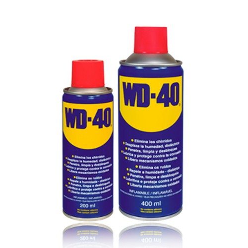 Spray WD-40 Producto Multi-Uso 200, 400 ml.