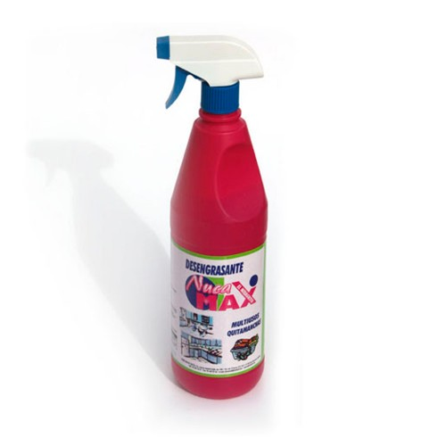 Spray Desengrasante Nuca Max