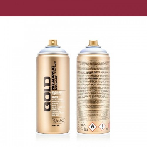 Montana Cans Gold G4040 Powder Pink