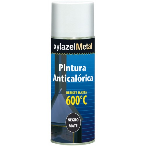 Xylazel Metal Pintura Anticalórica Spray