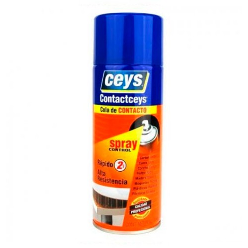 Ceys Spray cola de contacto