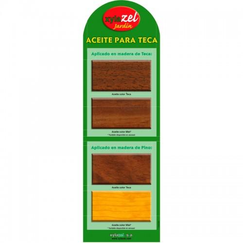 Xylazel Jardín Aceite para Teca Spray