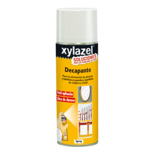 Xylazel Soluciones Decapante Spray