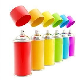 Sprays envasados
